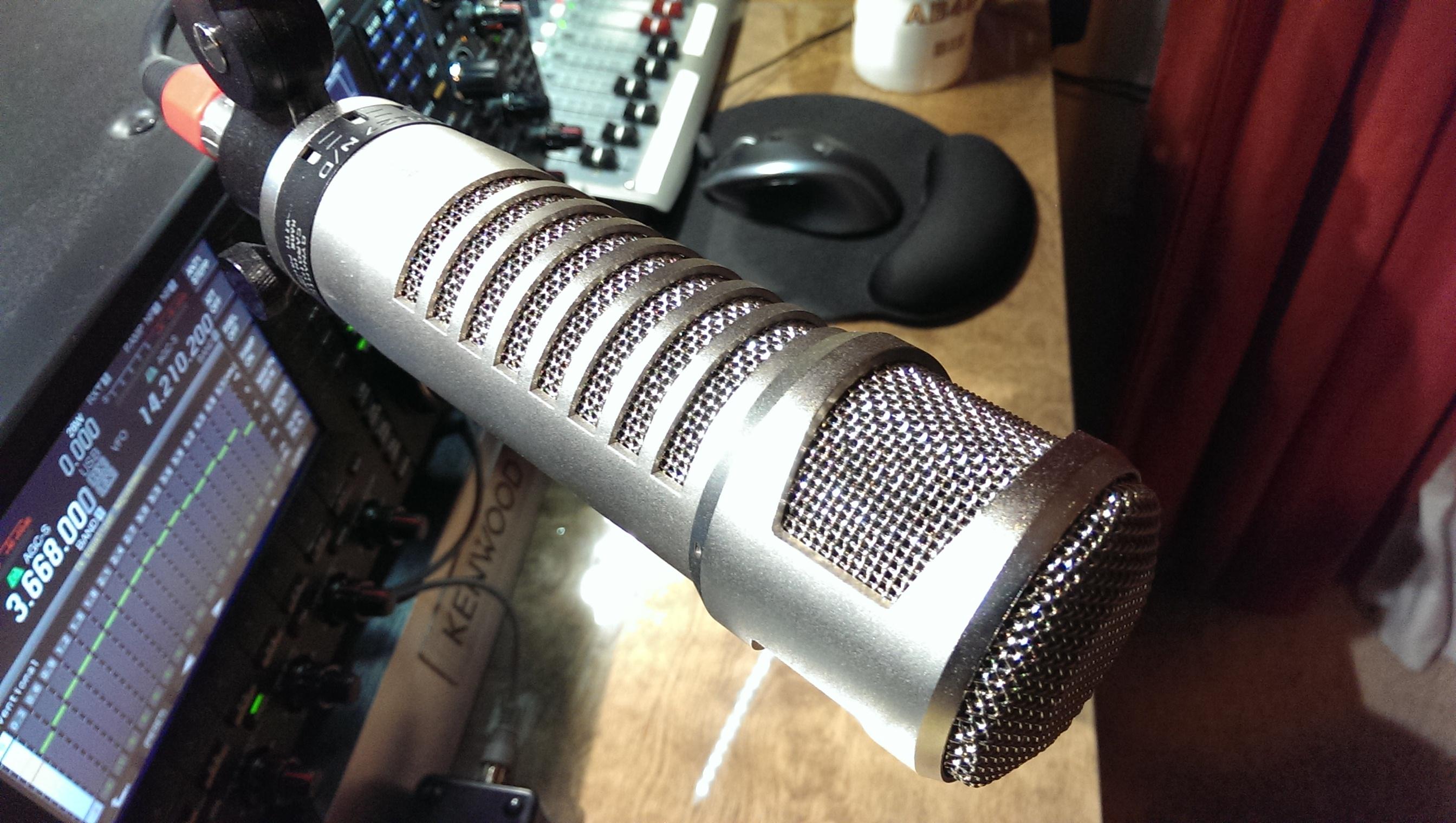 Transmit Audio Settings on the Kenwood TS-990   AB4BJ