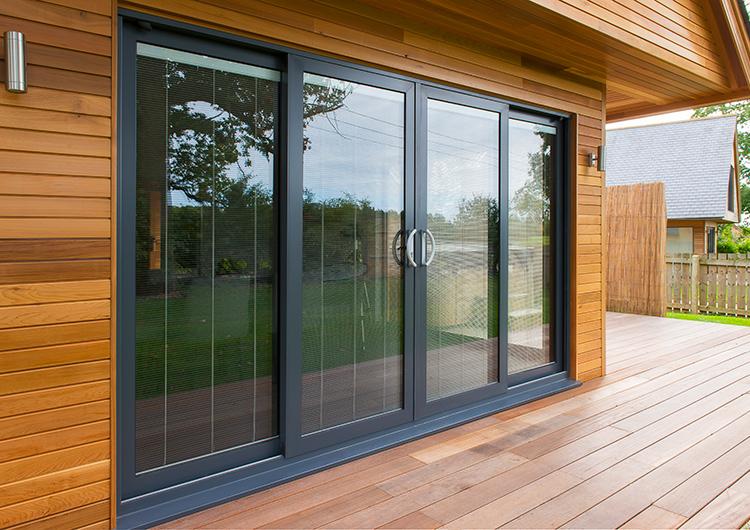 kawneer triple track patio doors aba doors and windows dublin
