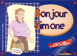 149 - Bonjour Simone