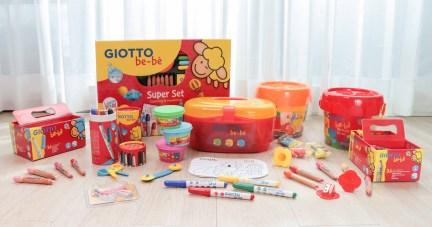 從繪畫開始了解孩子。幼兒文具大集合【義大利GIOTTO:可洗式無毒蠟筆、彩色筆、水彩、黏土|德國LYRA 學習鉛筆|法國Maped 綜合文具】