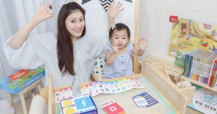 【KidsRead點讀筆x茜茜 0歲開始~自然學雙語 幼兒英文篇。自然發音適齡建議】