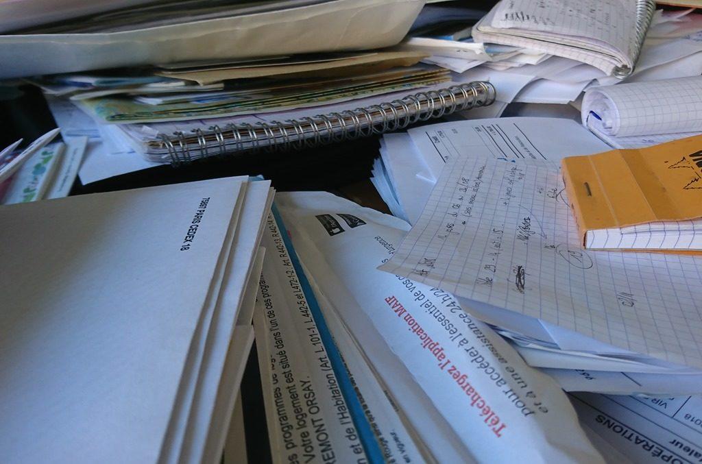 papiers administratifs 3eme categorie