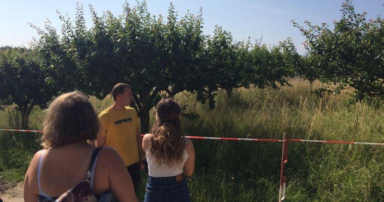 Ecopanier : Sortie chez Antoine Blanc à Denges
