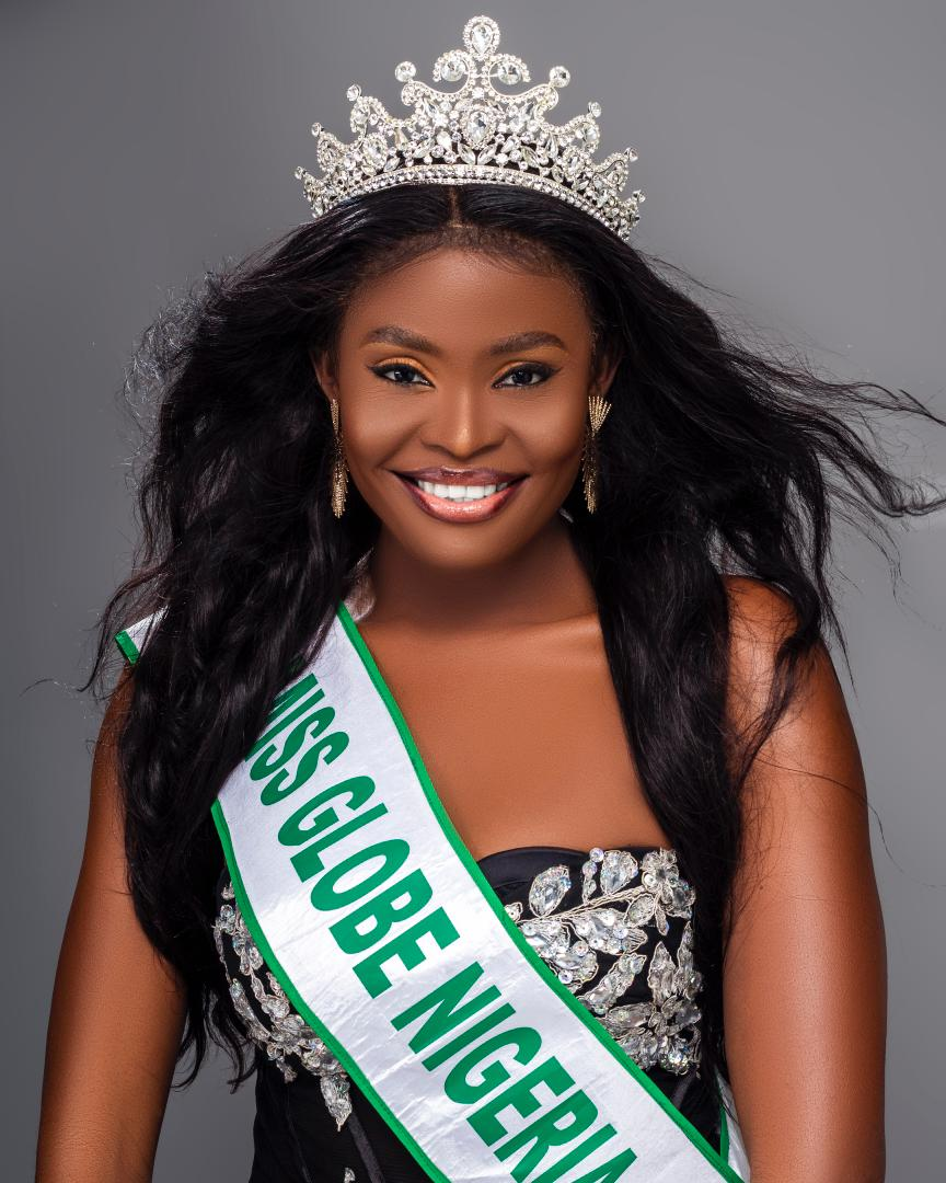 Meet Esther Gabriel, Nigeria's Rep at Miss Globe World finals 2021