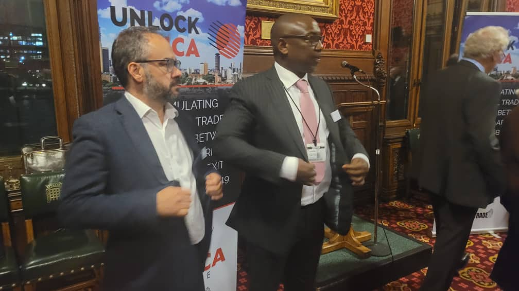 Niger State shines in UK, as Gov Sani Bello unveils opportunities