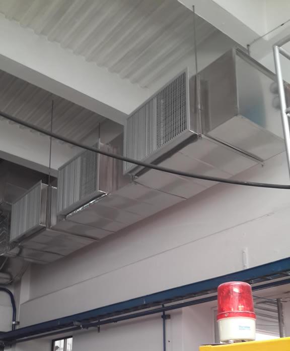 Sistemas de Ventilacion Mecanica  Inyeccin y Extraccin