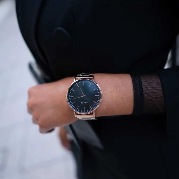Reloj Watt Acero