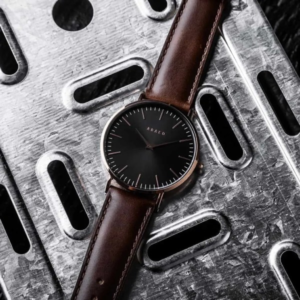 Reloj Watt Marsala
