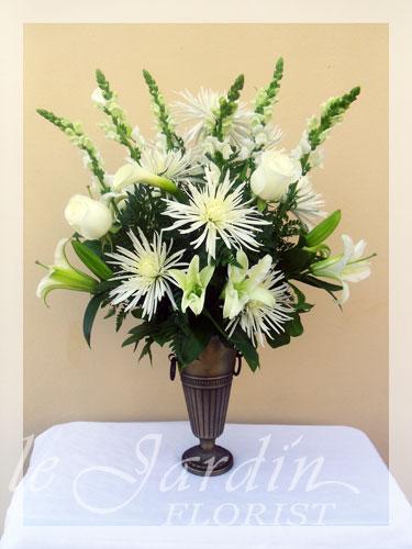 Funeral Flowers  Abacoa Jupiter Florist  AbacoaFloristcom