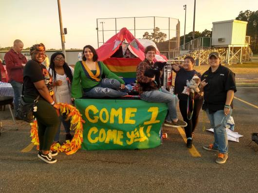 Photo of ABAC Homecoming 2019 Club Olympics, Photos courtesy of Alex Griffin
