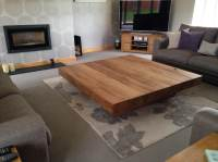 Large Low Coffee Table | Abacus Tables