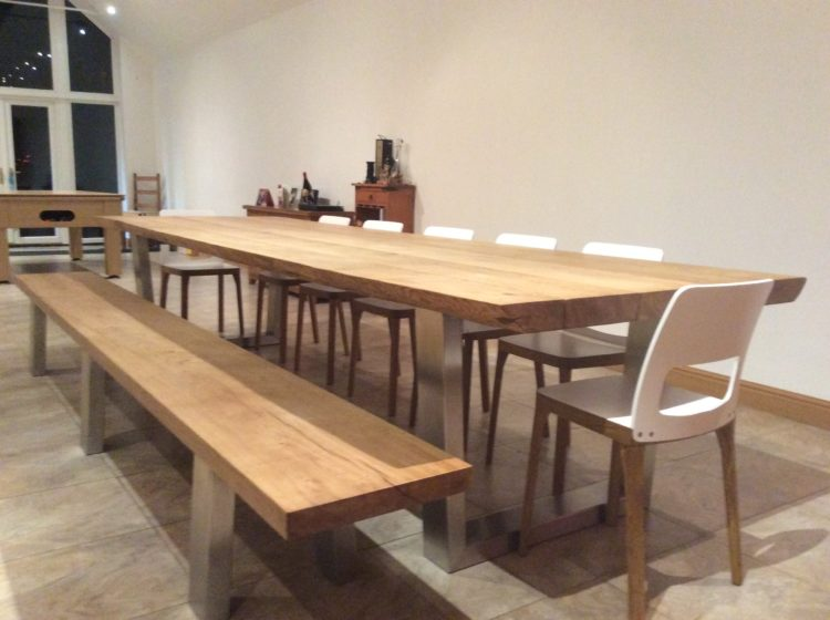 large kitchen table round white dining and chairs abacus tables project 454 image 1