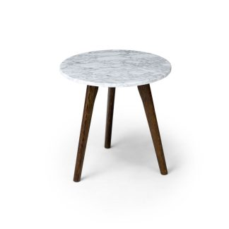 Article Mara Walnut Side Table