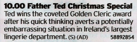 More4 - 2200 - Father Ted