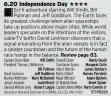 1820 C4 - Celebrate Boxing Day with the original dumb summer blockbuster. Welcome to 'erf!