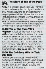 2100 BBC4 - Some great music docs from BBC4 here, especially the last one which should have some amazing hair on show