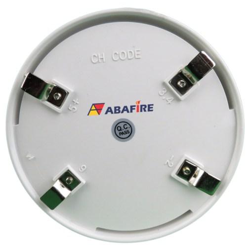 Detector de Fumaça Pontual Convencional com saída relé NA (Conventional Smoke Detector) código AFDF Imagem 08