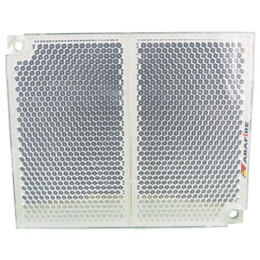 Detector de Fumaça Linear (Reflexive Beam Detector) Convencional e Autônomo com Saída Relé NA e NF, código C9105R - Imagem 02