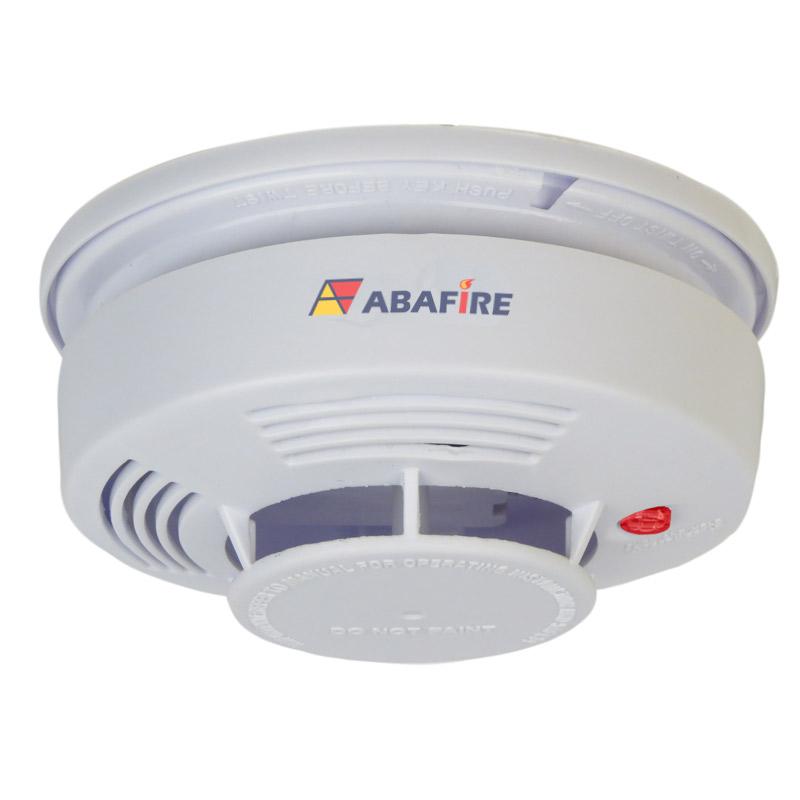 Detector Pontual de Fumaça Autônomo com Sirene Interna e Entrada em 127/220 Volts e Bateria Interna (Stand Alone Smoke Detector), código AFDFA - Imagem 08