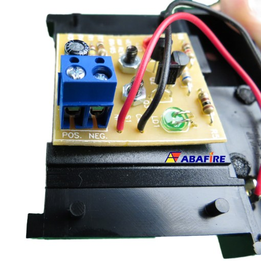 Botoeira e Acionador Manual Convencional (Convencional Call Point) código AFAM2. Ideal para Central de Alarme de Incêndio. Imagem 14