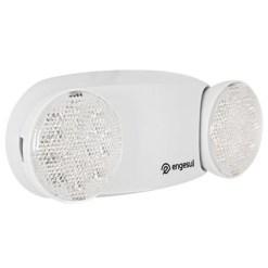 Bloco Autônomo de Iluminação de Emergência com Dois Módulos de LED de 200 Lumens, código BLA201