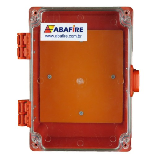 Caixa de Proteção IP65 Para Abrigar Acionadores Manuais e Botoeiras Em Áreas Externas (À Prova de Tempo), código AFCXIP65 - Imagem 01