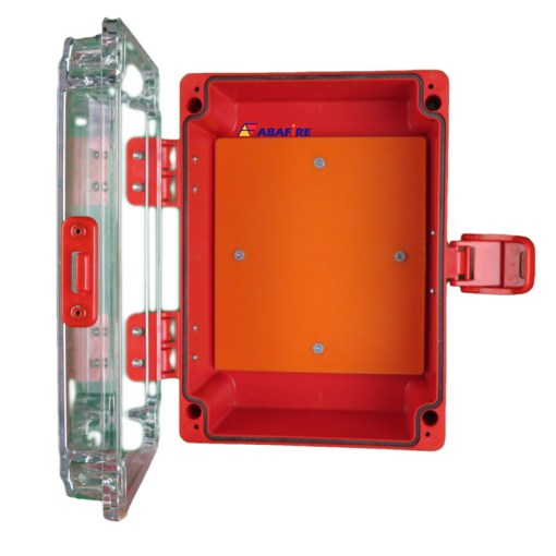 Caixa de Proteção IP65 Para Abrigar Acionadores Manuais e Botoeiras Em Áreas Externas (À Prova de Tempo), código AFCXIP65 - Imagem 07
