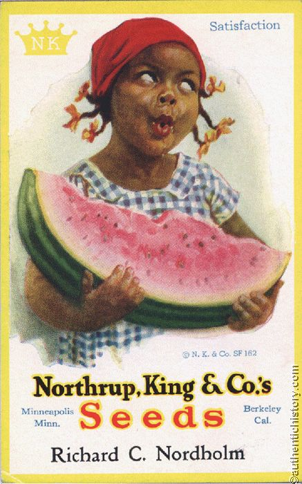 The Watermelon Stereotype Abagond