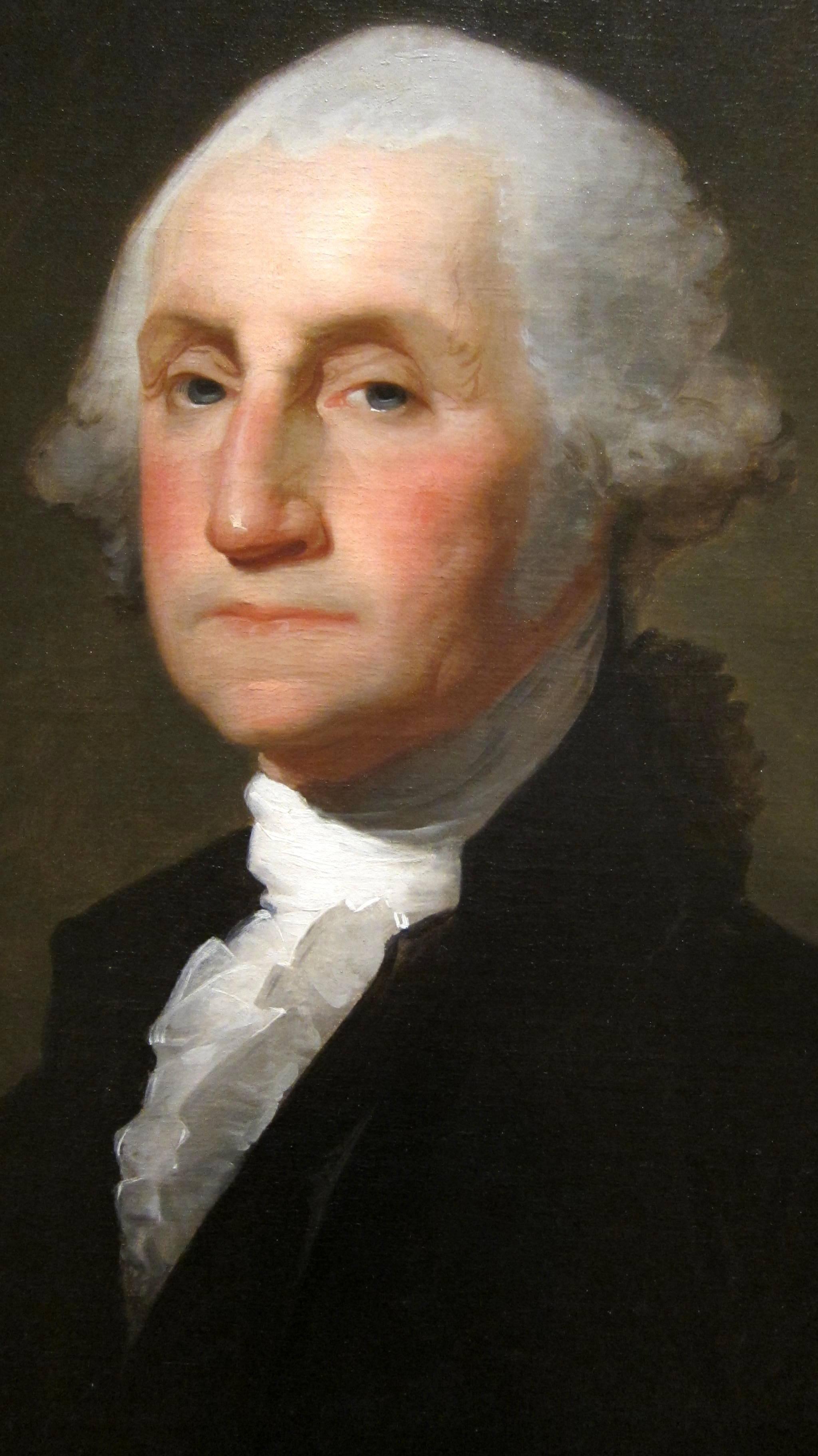 The White Mythology Of George Washington
