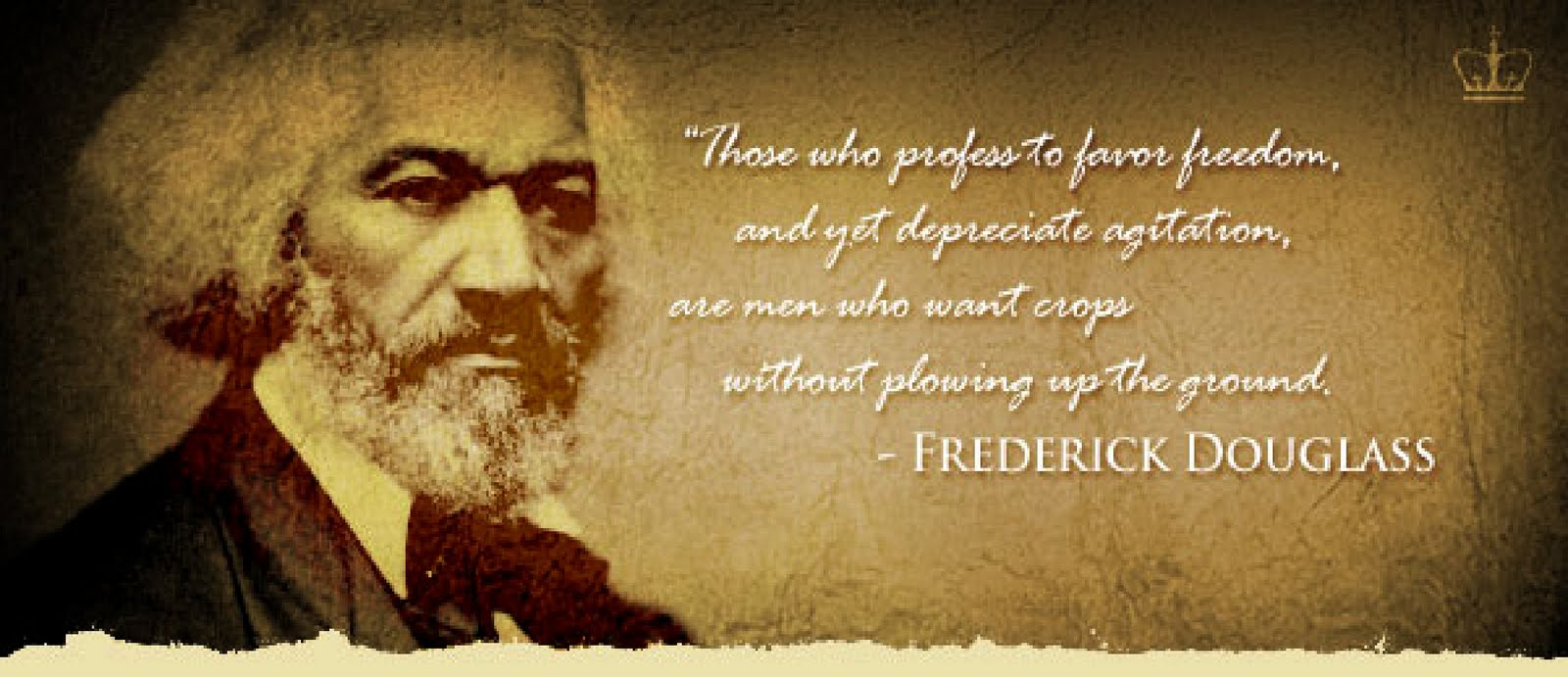 Slavery Quotes Anti Slavery Quotes Frederick Douglass Picture