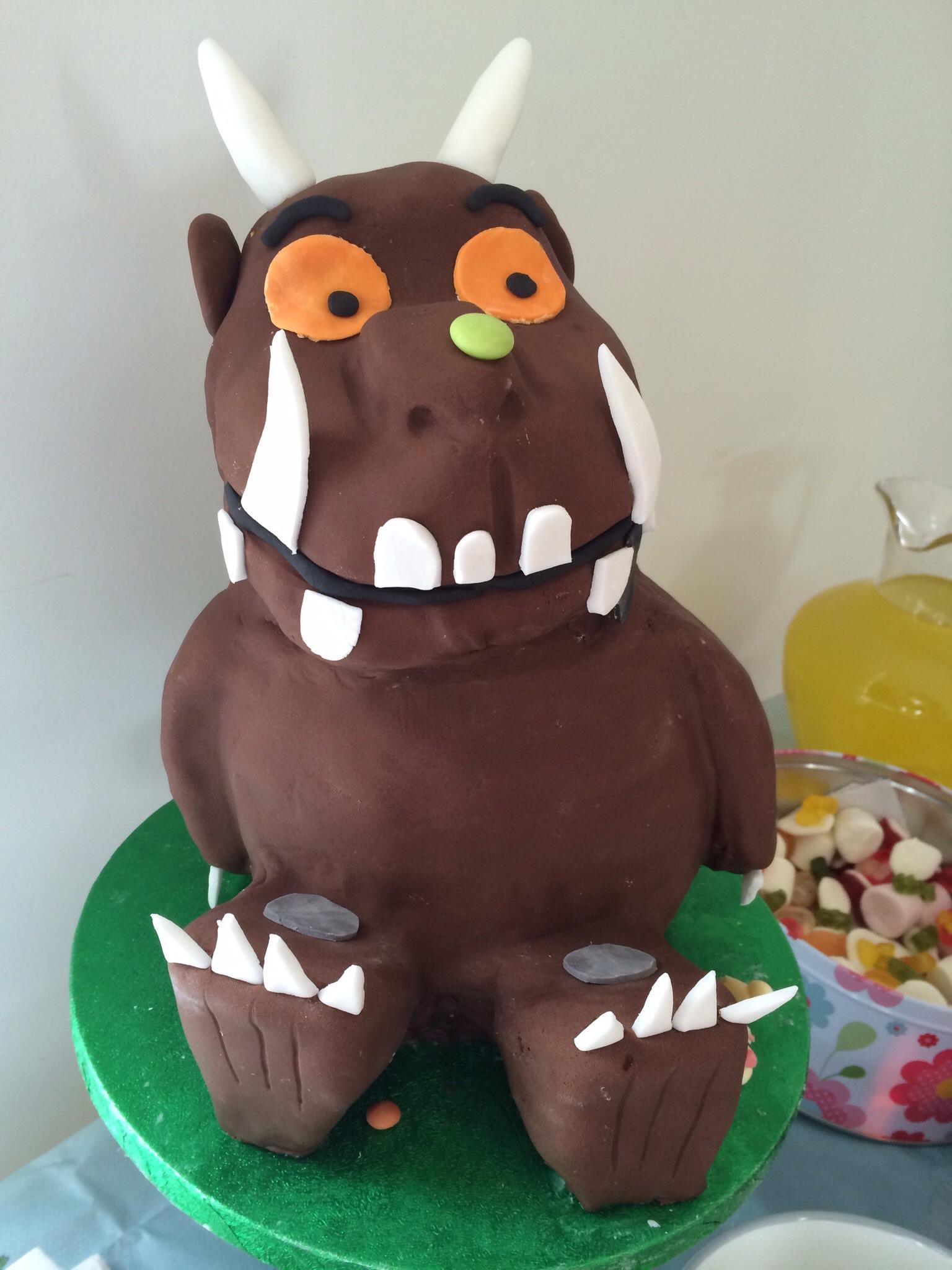 My Gruffalo Cake