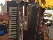 The perfect compliment to a 'Heurigen'-themed Birthday Party! The accordian and...