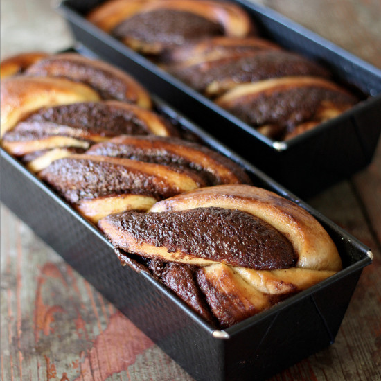how to make babka bread
