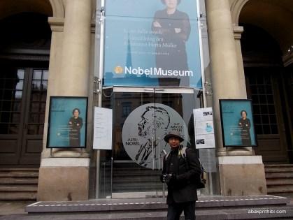 Nobel Museum, Stockholm, Sweden (1)