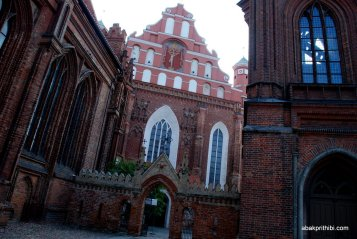 St. Anne's Church, Vilnius, Lithuania (7)