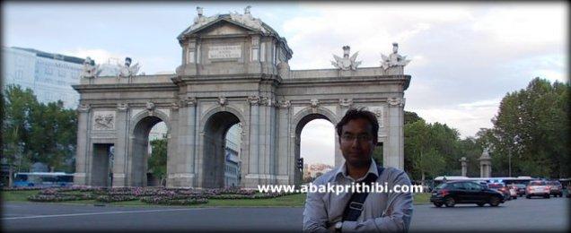 Puerta de Alcalá, Madrid, Spain (1)