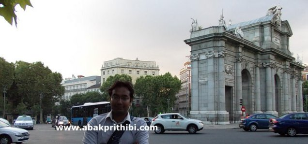 Puerta de Alcalá, Madrid, Spain (5)