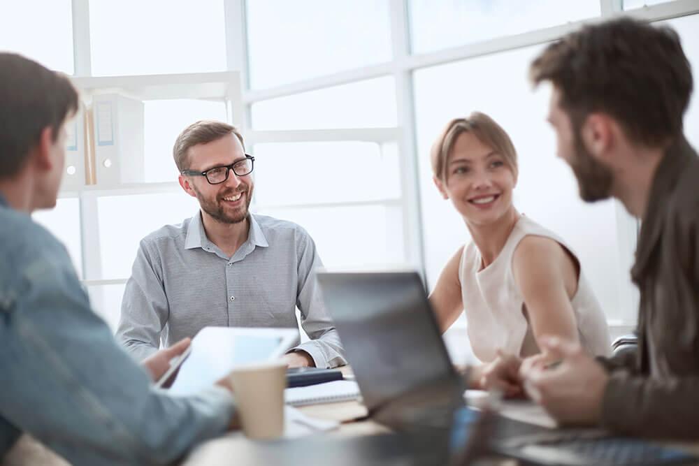 Besprechen Sie mit dem Geschäftsteam Ideen für Ihre Migration zu Office 365