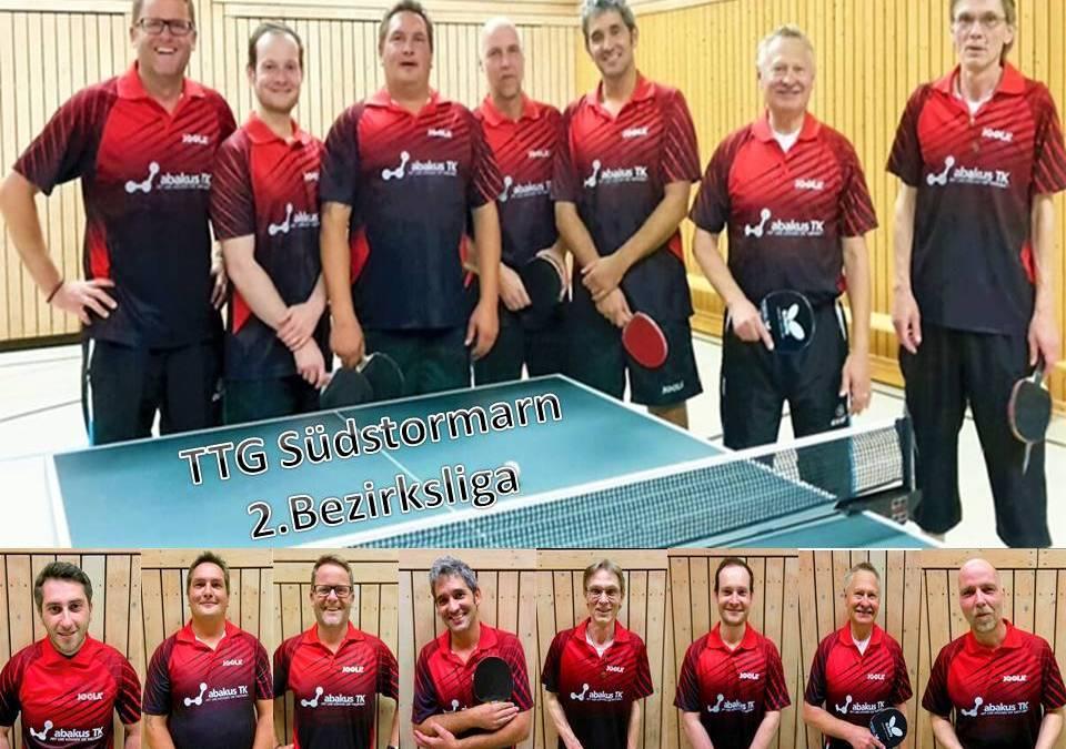 abakusTK unterstützt die Herrenmannschaft des TTG Südstormarn.