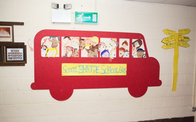 Bus Noticboard - ABAL Educational Supplies