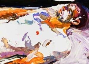Ben Quilty painting -2