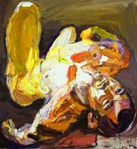 Ben Quilty painting -5