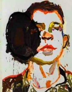 Ben Quilty painting -9