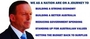 TONY ABBOTT BUILDING A NATION