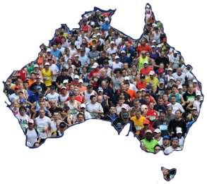 Australia nation of believers