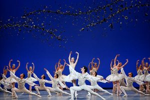 Paris Opera Ballet in Diamonds