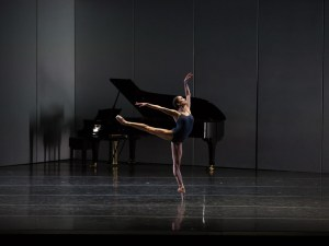 Lia Cirio in Jose Martinez's Resonance.