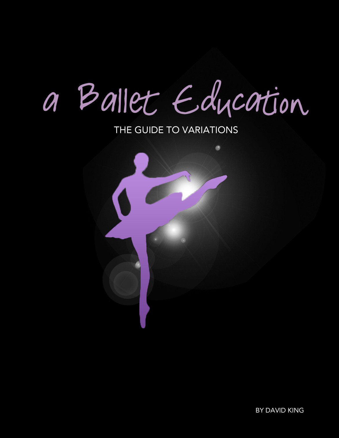 a ballet education cover