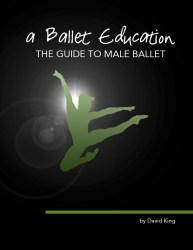 mens ballet guide