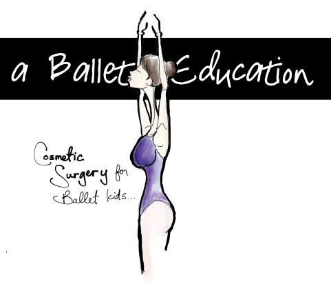 breast reduction ballet dancer plastic surgery